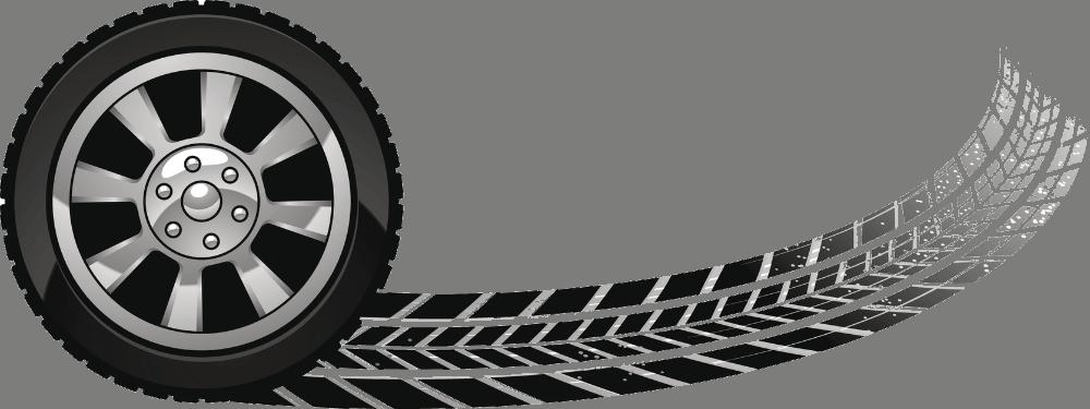 tyre-burn